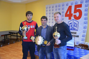 September 27, 2014 - Tyumen, ring Sports Complex TDSK